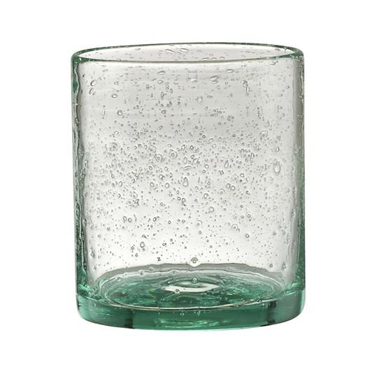 Cozy Cora glas - lille - aqua