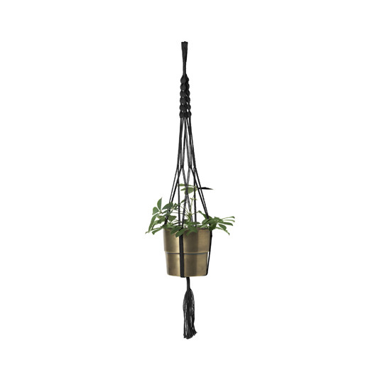 Cozy Living Flowerpot Hanger - sort