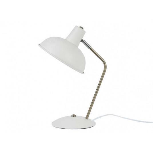 Leitmotiv Hood bordlampe - hvid