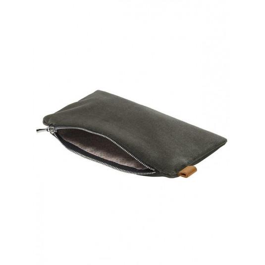 Semibasic Lush Pocket 10x18 cm - grå