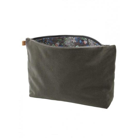 Semibasic Lush Pocket 34x20 cm - grå