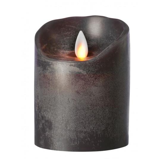 Sompex LED-bloklys antracit frost 10 cm