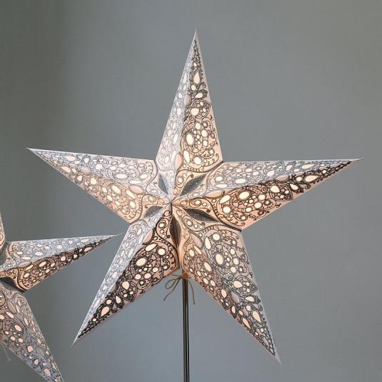 Starlightz stjerne - Raja Small Silver