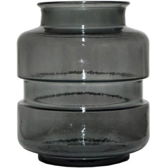 Trademark Living glasvase Noel - grå