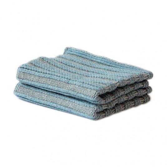 Semibasic WET karklud/vaskeklud - blå