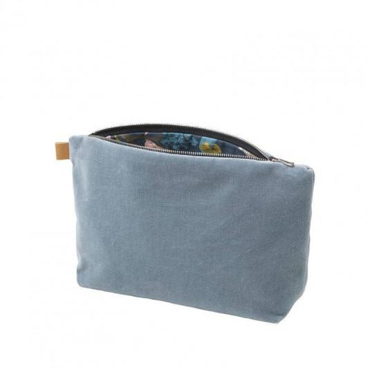 Semibasic Lush Pocket 14x24 cm - blå