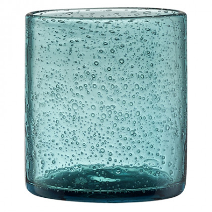 Cozy Cora glas - lille - petrol