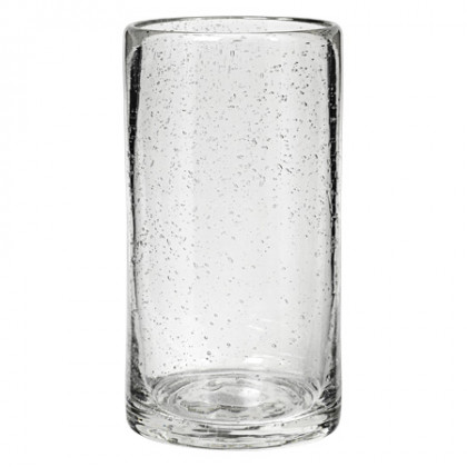 Cozy Cora glas - medium - klar