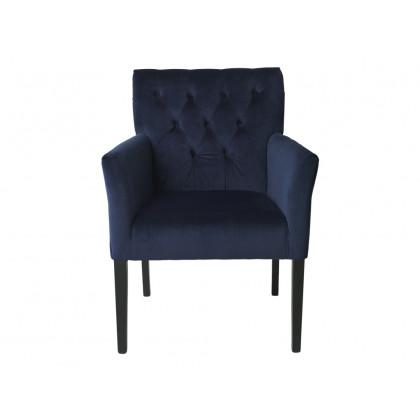 Cozy Living stol Sander Armchair mørkeblå
