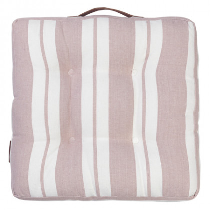 Cozy Living hynde Striped Cotton - rosa, 4 stk.