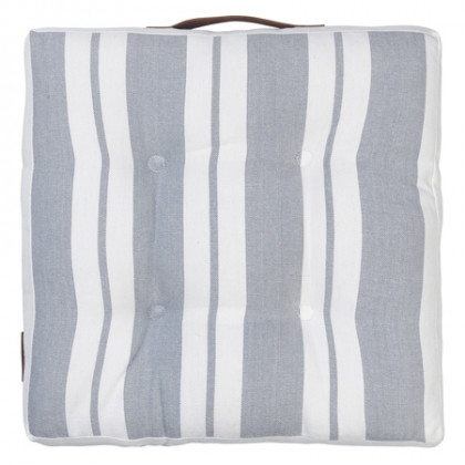 Cozy Living hynde Striped Cotton - flint, 4 stk.