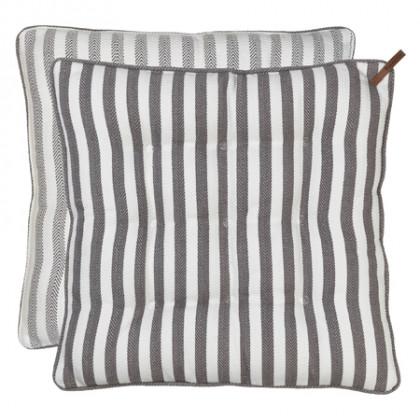 Cozy Living hynde Herringbone - grå, 4 stk.