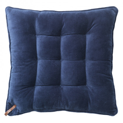 Cozy Living hynde Velvet - royal blue, 4 stk