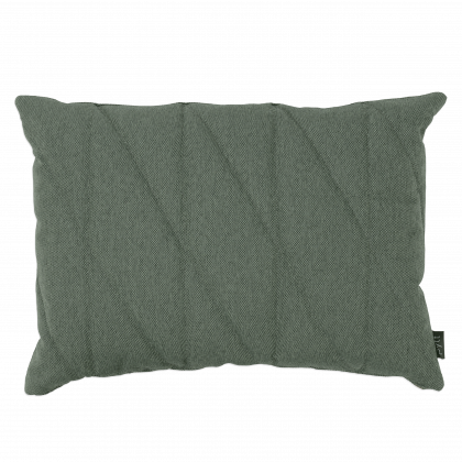 PYTT Living pude Align - vertiver green