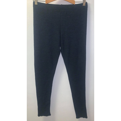 by basics Blusbar leggings - mørkeblå