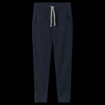by basics OWN sweat pants - mørkeblå