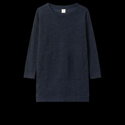by basics OWN tunika - mørkeblå