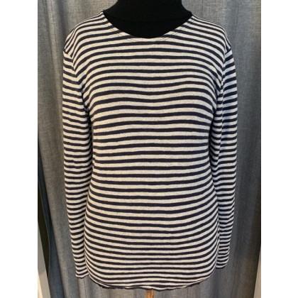 by basics Blusbar bluse - lysegrå/koksgrå