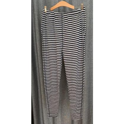 by basics bukser - lysegrå/koksgrå