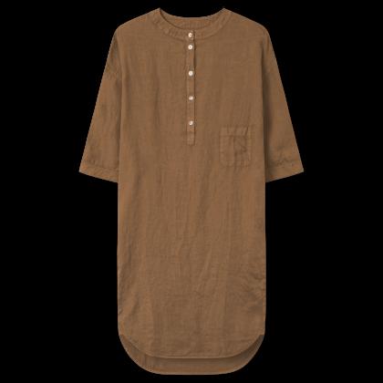 by basics OWN kjole - brun