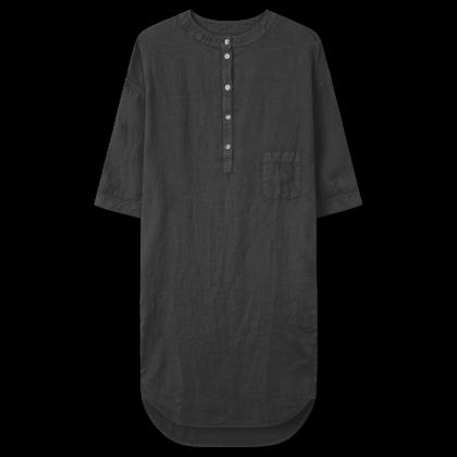 by basics OWN  kjole - mørkegrå
