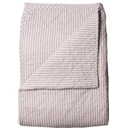 Au Maison vattæppe - grå/hvid