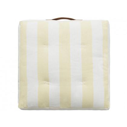 Cozy Living hynde Striped Cotton gul 4 stk.