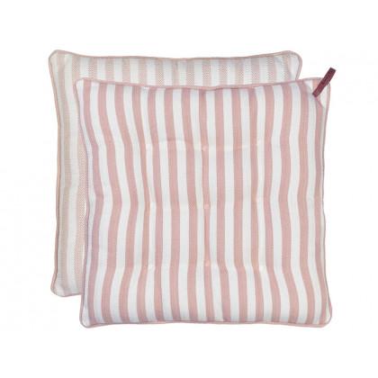 Cozy Living hynde Herringbone rosa