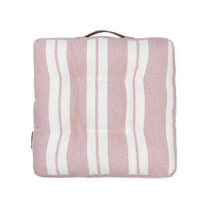 Cozy Living hynde Striped Cotton rosa