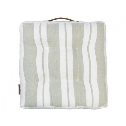 Cozy Living hynde Striped Cotton moss