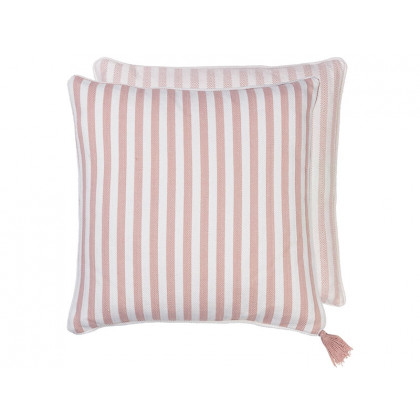 Cozy Living pude Herringbone rosa