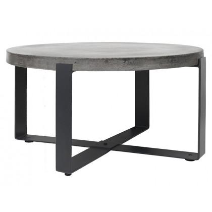 Cozy Living sofabord Concrete beton 100 Ø