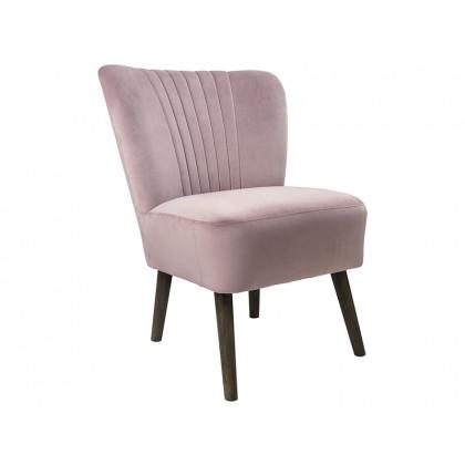 Cozy Living stol Copenhagen Lounge rosa