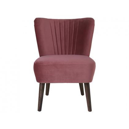 Cozy Living stol Copenhagen Lounge rouge