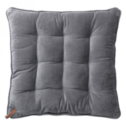 Cozy Living hynde Velvet - cool grey, 4 stk.