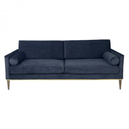 Cozy Living sofa Club Couch -navy