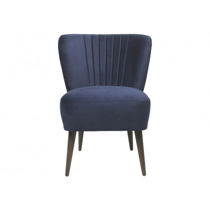 Cozy Living stol Cph Lounge - royal blue