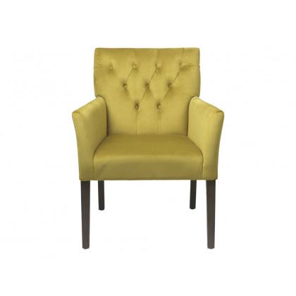 Cozy Living stol Sander - mustard