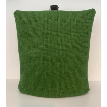 Elvangerne kaffehætte - grøn
