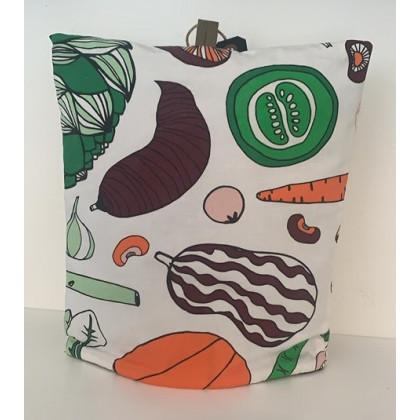 Elvangerne kaffehætte - grøntsager