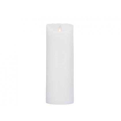 Sompex LED-bloklys hvid frost 23 cm