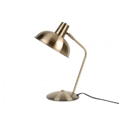 Leitmotiv Hood bordlampe - guld