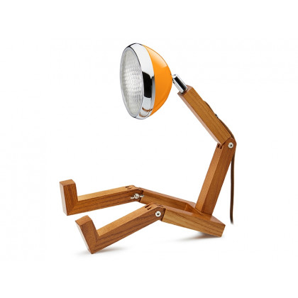 Mr. Wattson LED-lampe MacLaren Orange