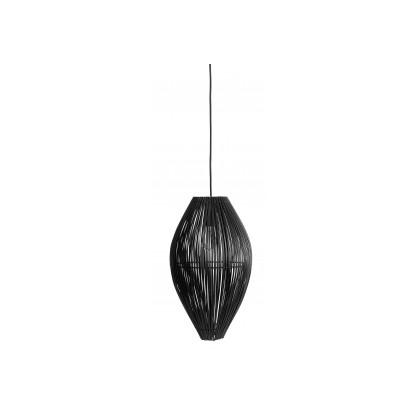 Muubs Fishtrap lampe - sort, mellem