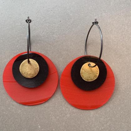 MY'ne ørering - rød vinyl