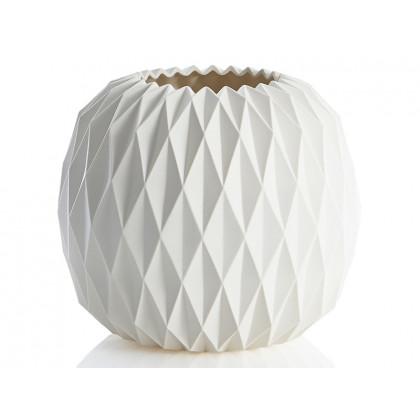 Piece of Denmark vase Gubel G18 stor hvid