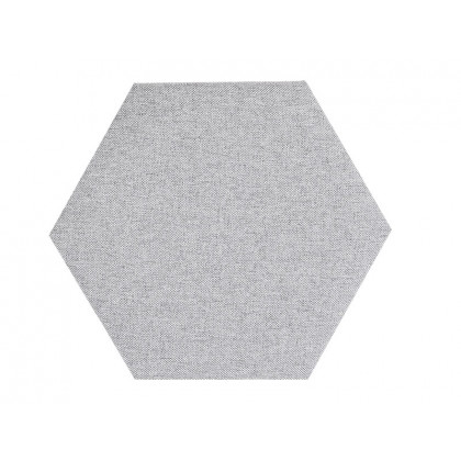PYTT akustikplade 6 Geometri grey