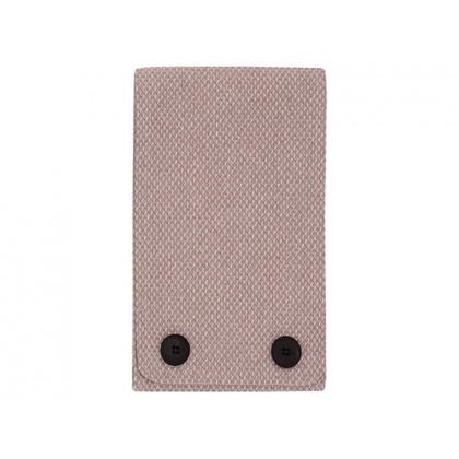 PYTT Living bånd Wrap Fabric - støvet rosa