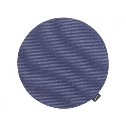 PYTT Living hynde Round Dot - blå