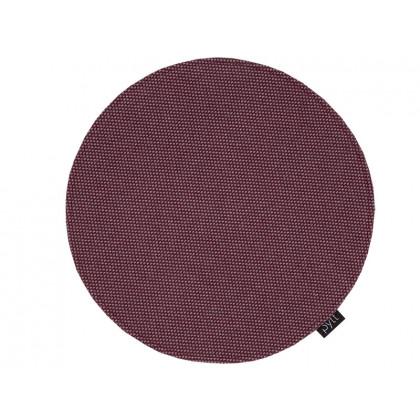 PYTT Living hynde Round Dot rød